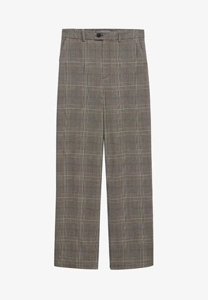PATI - Trousers - marron