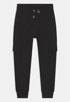 GIRLS - Pantaloni sportivi - schwarz reactive