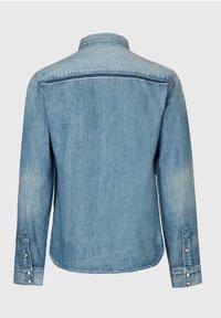 AllSaints - DARFIELD - Shirt - blue - 4