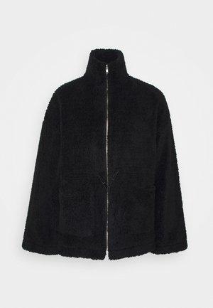 POCKET JACKET - Winter jacket - black