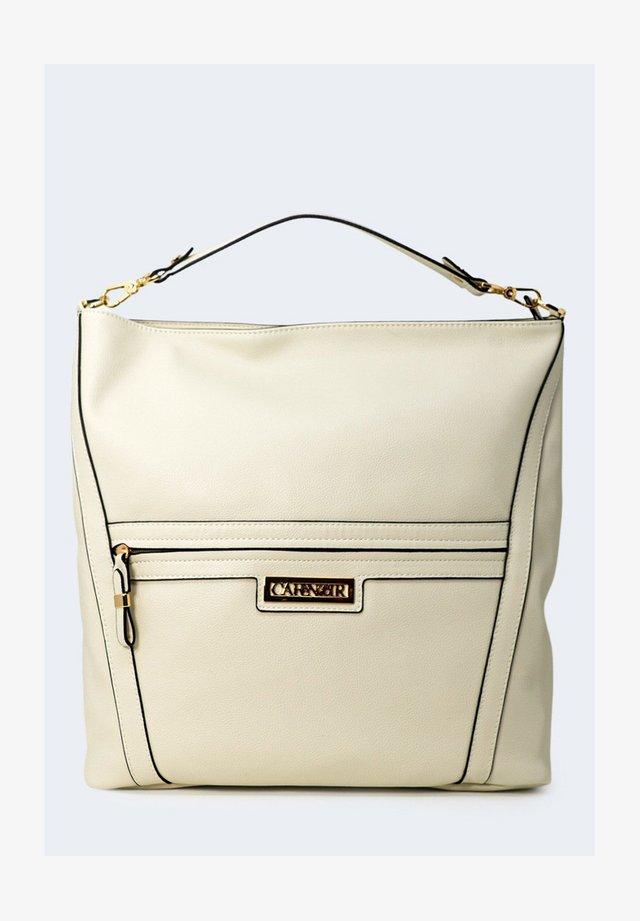 C3HM0002 - Shopping bag - cream