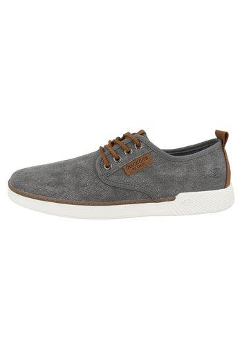 Sportiga snörskor - light grey