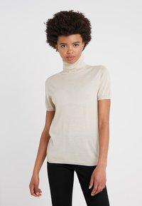 Strenesse - T-shirts print - miel - 0
