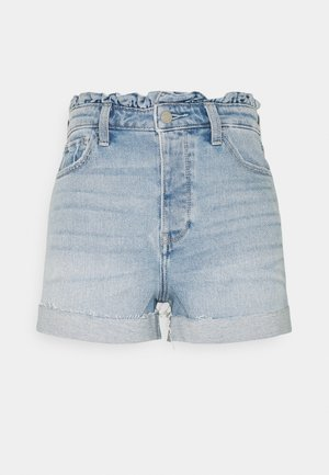 Denim shorts - med clean