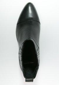 Vagabond - MARJA  - Kotníkové boty - black - 1
