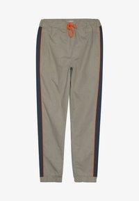 Unauthorized - FREDRICH PANTS - Trousers - orien blue - 4