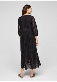 s.Oliver BLACK LABEL - Day dress - true black - 2
