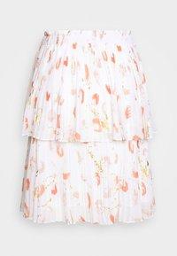 Bruuns Bazaar - ESMINA SKIRT - A-line skirt - brush artwork - 5
