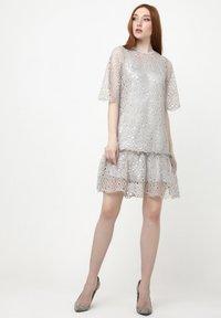 Madam-T - FIKERA - Cocktail dress / Party dress - grau - 5