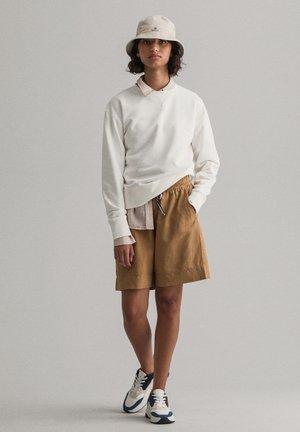 Sweatshirt - eggshell