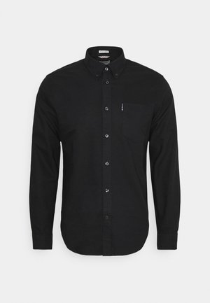 SIGNATURE OXFORD  - Shirt - barely black