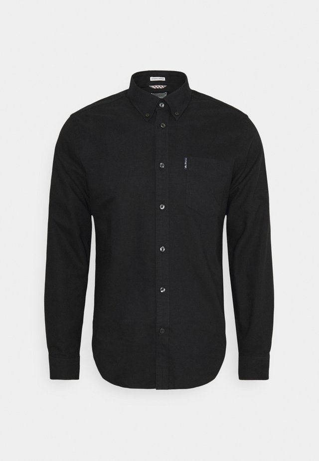 SIGNATURE OXFORD  - Chemise - barely black