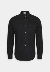 Ben Sherman - SIGNATURE OXFORD  - Overhemd - barely black - 4