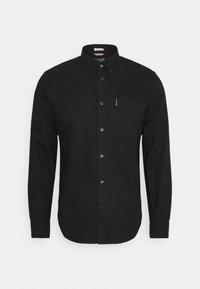 SIGNATURE OXFORD  - Košile - barely black