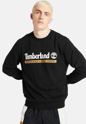 Sweatshirt - black wheat boot