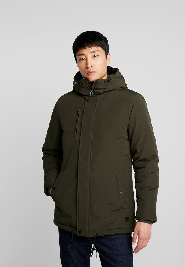 OUTERWEAR - Winter jacket - moss