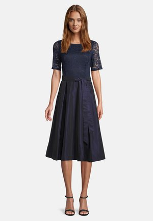Cocktail dress / Party dress - dark blue/dark blue