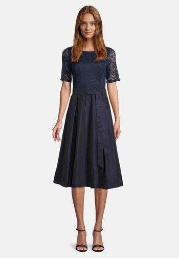 Cocktail dress / Party dress - dark blue/dark blue