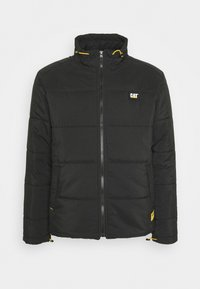 Caterpillar - BASIC PUFFY JACKET - Vinterjacka - black - 4