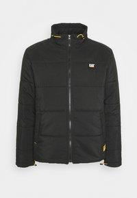 BASIC PUFFY JACKET - Winter jacket - black