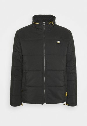BASIC PUFFY JACKET - Kurtka zimowa - black