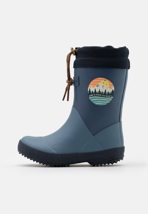 THERMO  - Wellies - blue