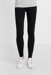Zalando Essentials - Leggings - black - 0