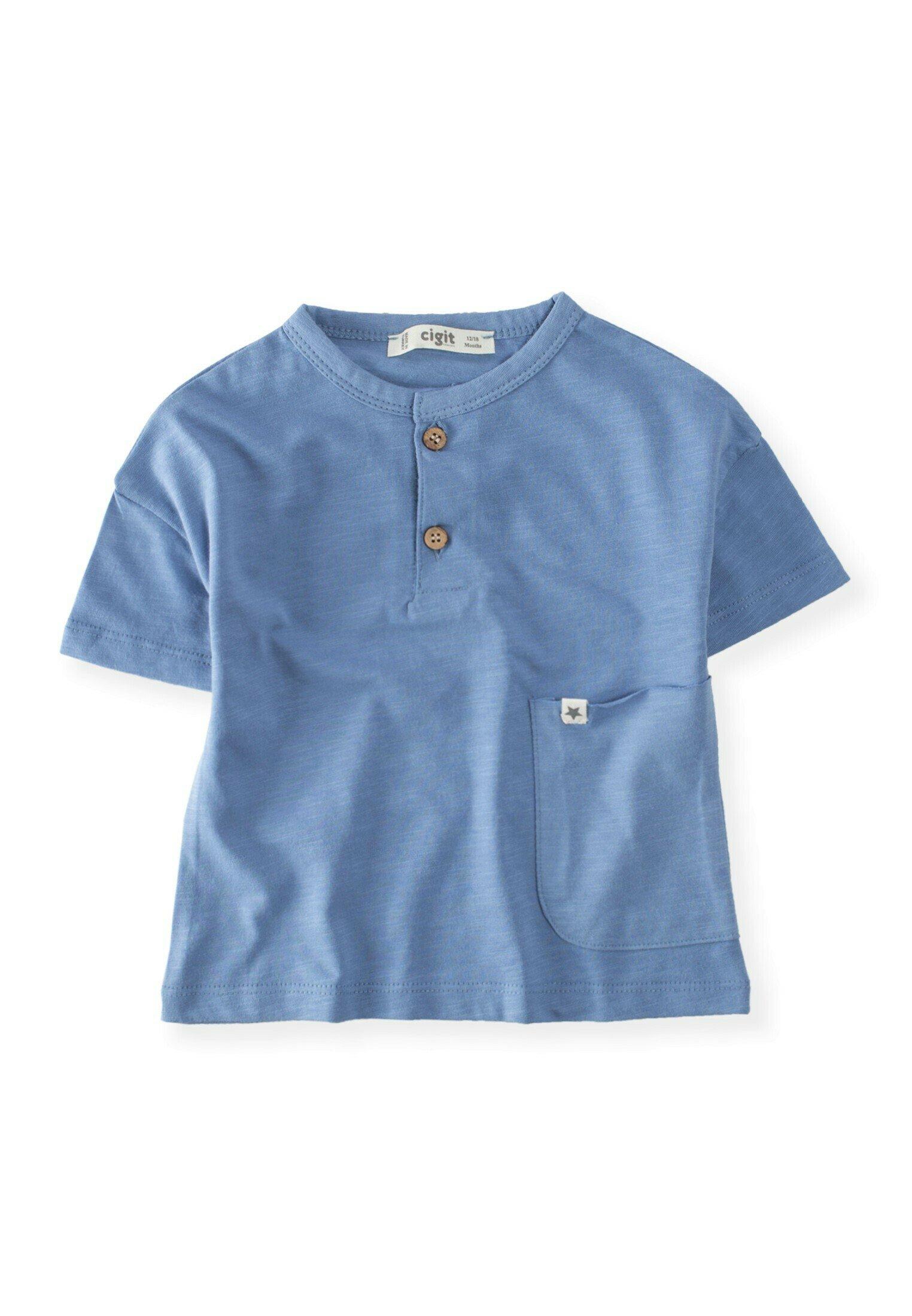 Enfant POCKET - T-shirt imprimé