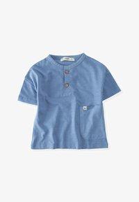 Cigit - POCKET - Print T-shirt - blue - 0