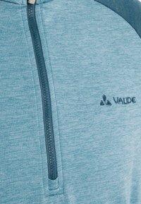Vaude - TAMARO - T-Shirt print - blue gray - 2