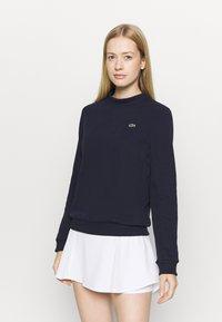 Lacoste Sport - Sweatshirt - navy blue - 0