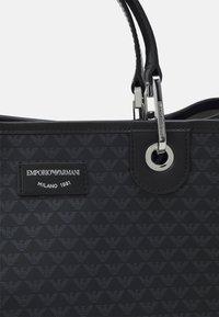 Emporio Armani - MYEABORSA SET - Handbag - nero - 6