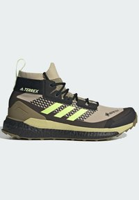 adidas Performance - TERREX FREE HIKER GORE-TEX PRIMEKNIT - Klatresko - beige - 5