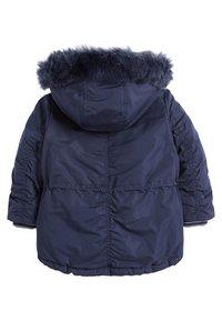 Next - Winter jacket - blue - 1