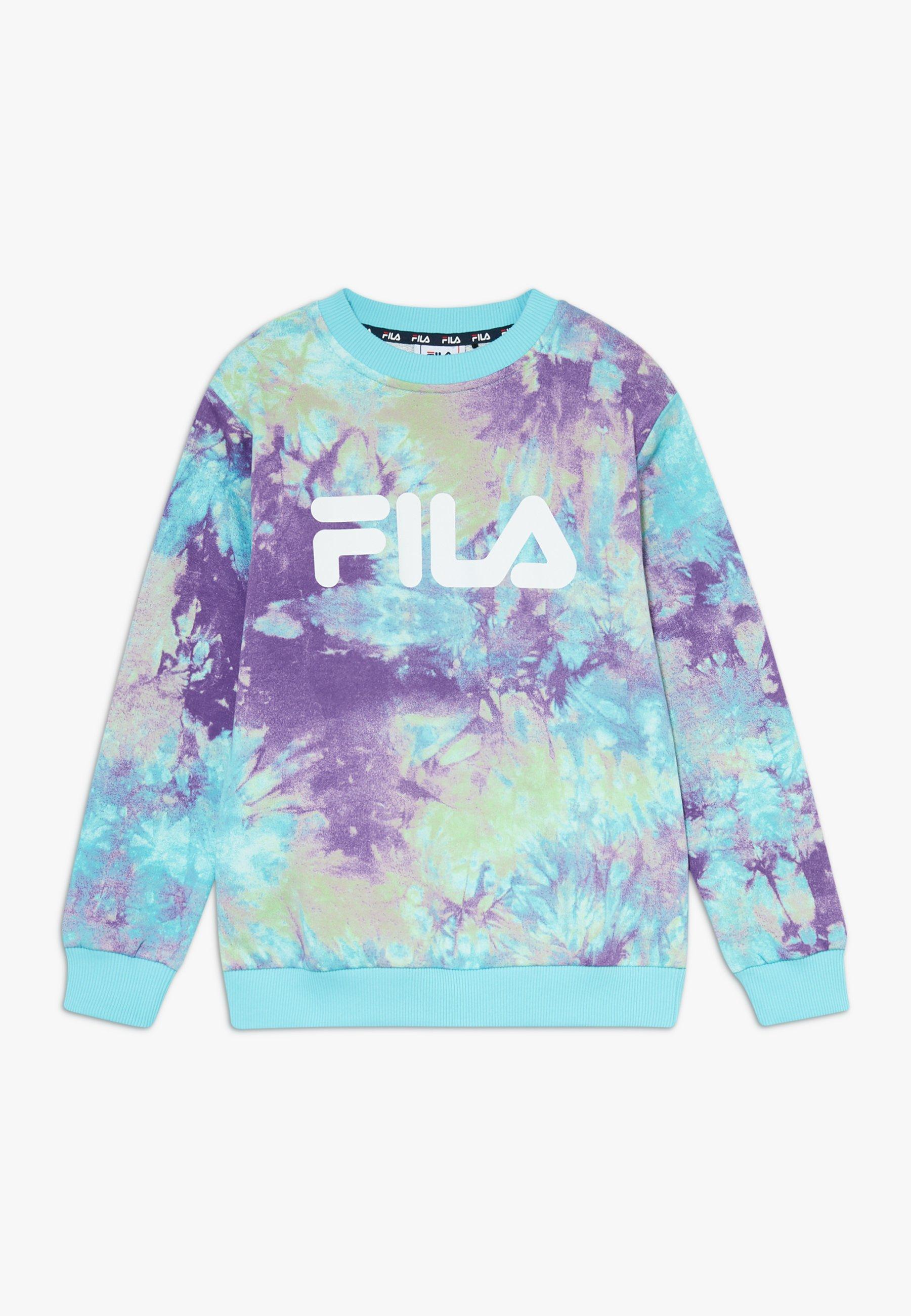Große Förderung Fila CLASSIC - Sweatshirt - lilac batik allover | Damenbekleidung 2020