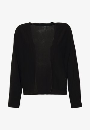 BOLERO W LACE - Cardigan - black
