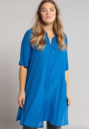 Button-down blouse - lapisblau