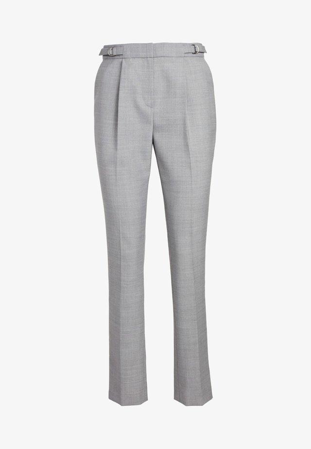 Trousers - medium grey