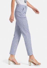 Uta Raasch - Trousers - blau/offwhite - 3