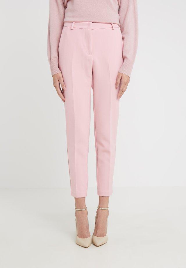 BELLA PANTALONE - Kangashousut - pink