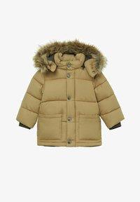 Mango - LUCA - Zimní bunda - okker - 0
