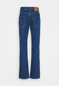 Trussardi - FIVE POCKET MEDIUM STONE - Straight leg jeans - cobalt blue - 1