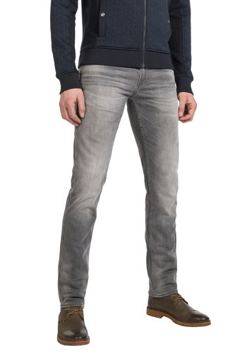 NIGHTFLIGHT - Slim fit jeans - touch down grey