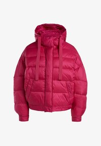 SET - Winter jacket - pink - 5