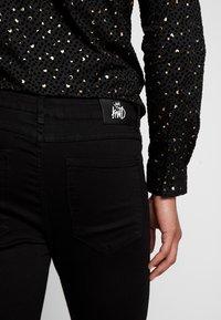 Kings Will Dream - LUMOR - Jeans Skinny Fit - black - 4