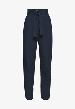 VIGGA PANTS - Trousers - dark sapphire