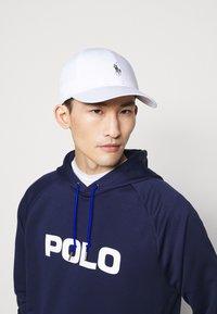 Polo Ralph Lauren - UNISEX - Kšiltovka - white - 0