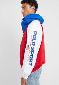 Polo Ralph Lauren - BUCKET - Summer jacket - red/white - 3