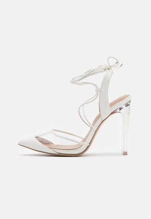 FEREIRA - High heels - white