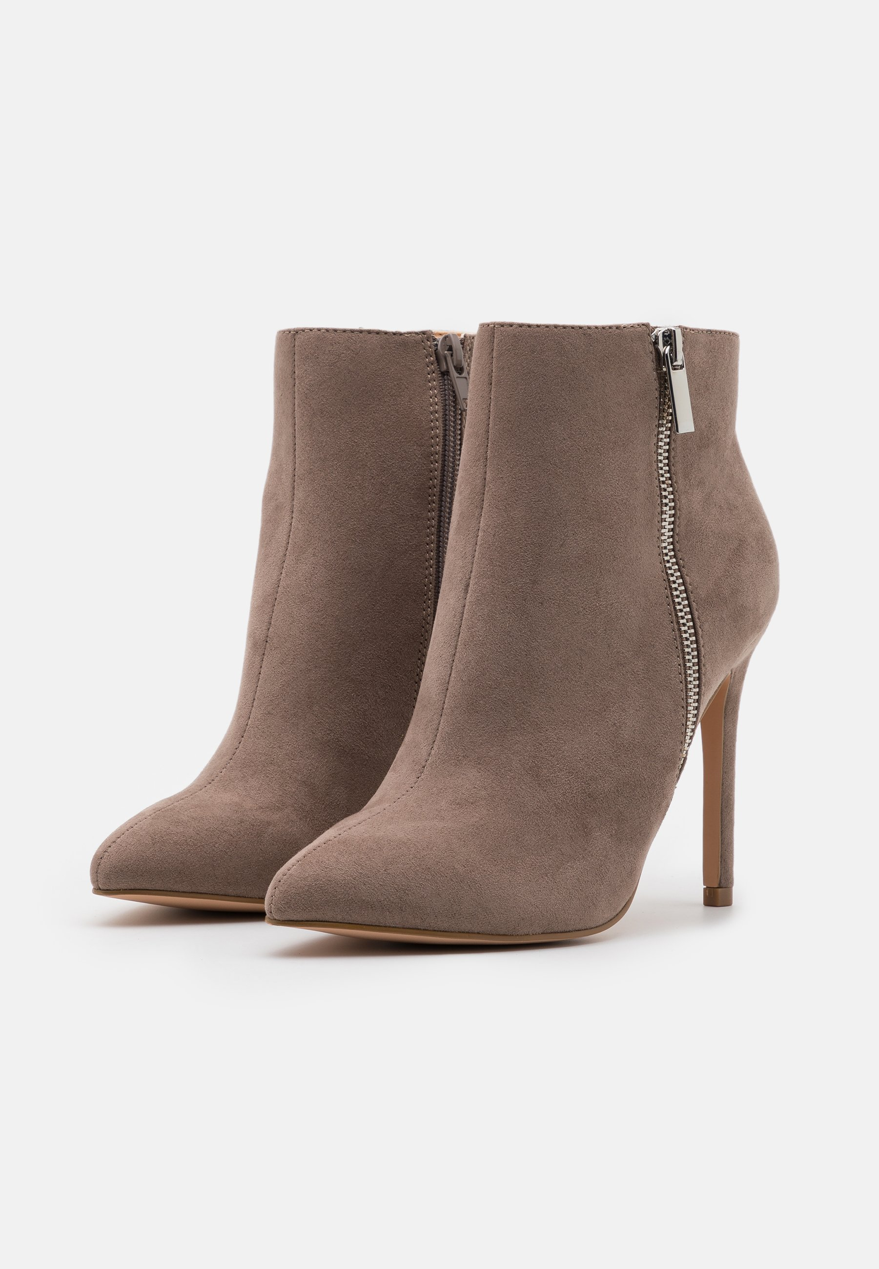 Even&Odd High Heel Stiefelette taupe